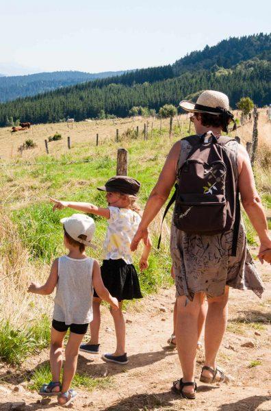 balade nature avec les enfants