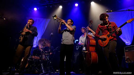 Fir Hitzik concert au coq noir