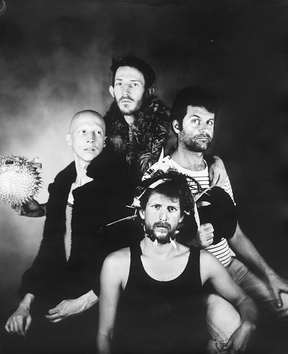 Skeleton Band à la Jasserie du Coq Noir
