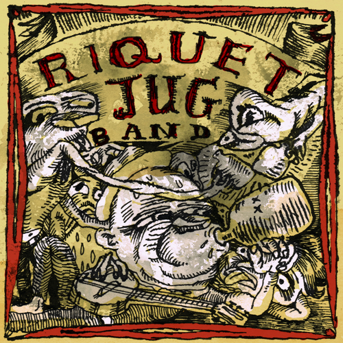 Pochette du CD du Riquet Jud Band