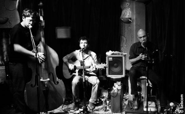 Riquet jug band en concert au coq noir