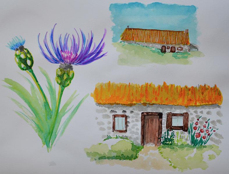 atelier dessin jasserie du coq noir