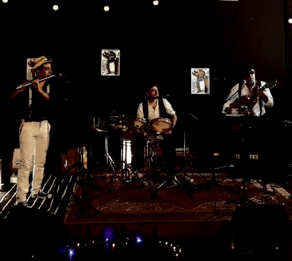 Dîner spectacle Peppe Brigante Musique Sicilienne